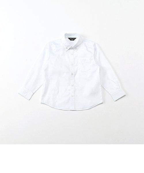 イージーケア オックスフォードシャツ(100-130サイズ)