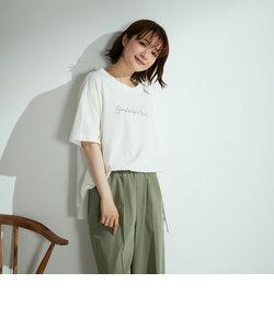 メッセージプリント Tシャツ