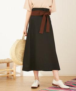 【店舗限定】バックラップスカート