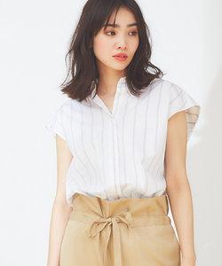 フレンチスリーブシャツ
