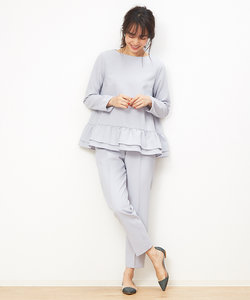 【MICA&DEAL】WEB限定フレアセットアップ