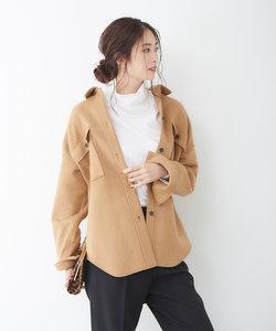 ウールナイロンCPOジャケット