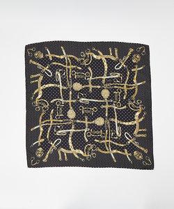 【manipuri】dot bit スカーフ