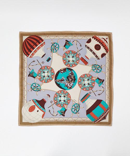 【manipuri】globo スカーフ