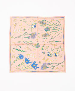 manipuri nativeflowerスカーフ
