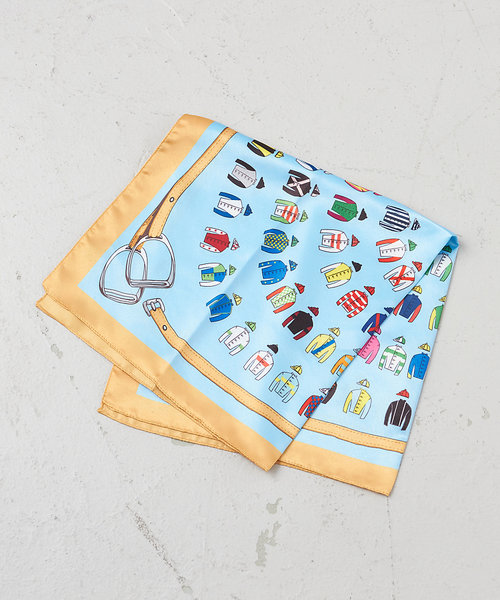 【9-22】ジョッキーシャツプチスカーフ