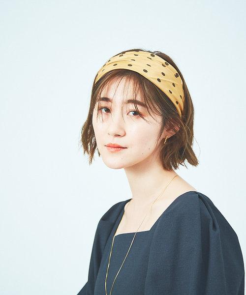 【manipuri】ジオメドットスカーフ