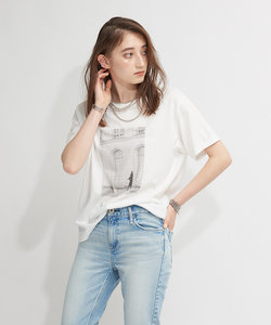 【upper hights/アッパーハイツ別注】フォトTシャツ