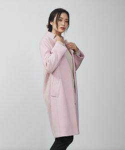 【新色入荷】コクーンビーバーコート