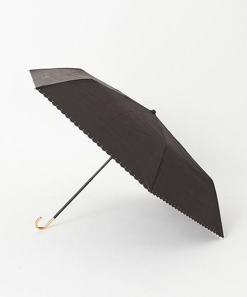★折りたたみ傘/ヒートカットリボン