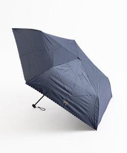 【晴雨兼用】★折りたたみ傘/スーパーライトリボン