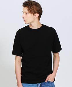 コンビネーションニットTシャツ