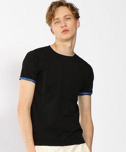 【WEB別注】圧着クルーネック ポケットTシャツ
