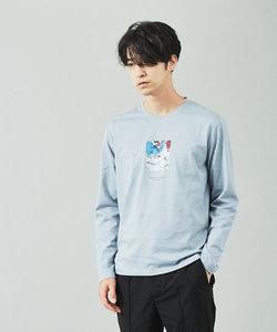 【Kaepa】Artプリント 長袖Tシャツ