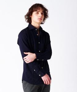 ALBINI 交織サーフニット シャツ