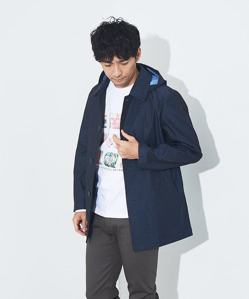 【展開店舗限定】ステンカラー ショート フードコート