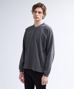 FORTUNA HOMME FHVT0006 Vネック 長袖 Tシャツ