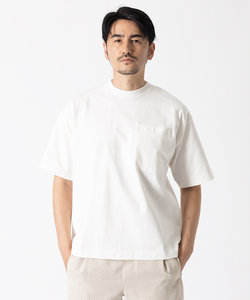 FORTUNA HOMME FHCT0003 ハイゲージ 胸ポケット 半袖 Tシ