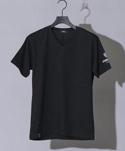 バックプリントFUKUOKATシャツ