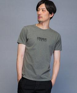 ボックスクルーネックTシャツ
