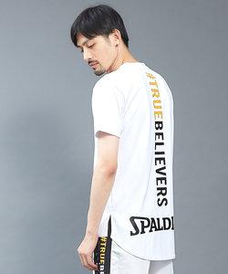 【SPALDING×5351】ロゴデザインTシャツ