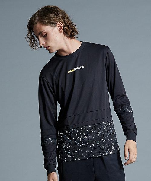 【SPALDING×5351】グラフィックロングTシャツ