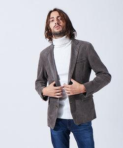 ヴィンテージラムレザーワークジャケット