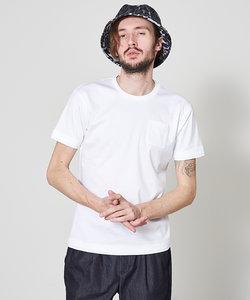 アリオリティ・スムース クルーネック 半袖Tシャツ