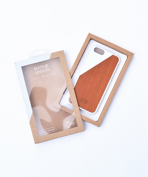 NATIVE UNION CLIC Wooden iphoneケース