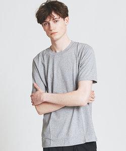 SUVIN天竺クルーネックTシャツ