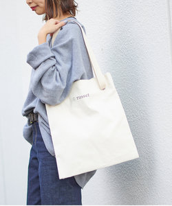 Layer Tote Bag(Cotton)【WEB LIMITED】