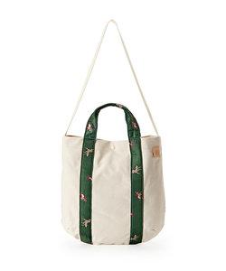 Canvas Tote Bag (WOODLANDER)