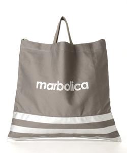 【marbolica】ボーダー2wayトートバッグ