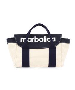 【marbolica】コンビフラップトートバッグ(M)