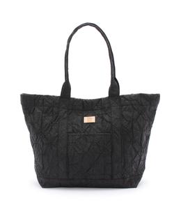 【KYOTO Fabric】和紙×ウール台形トートバッグ