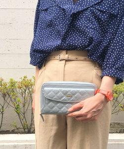 フラップラウンド財布