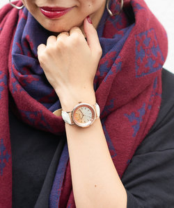 ラメフェイスリストウォッチ/腕時計