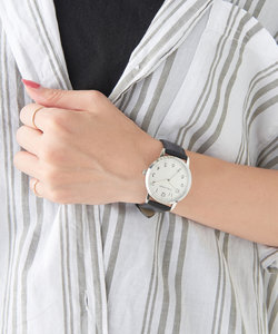 スタンダードリストウォッチ(L)/腕時計