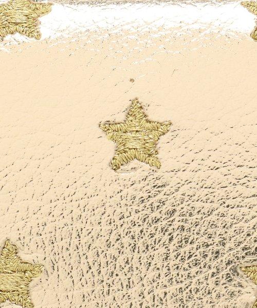 e1eb7694fd70 Casselini(キャセリーニ)】モチーフ刺繍ウォレット/財布   Daily russet ...