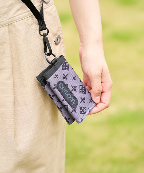 【OUTDOOR PRODUCTSコラボ】スモールウォレット