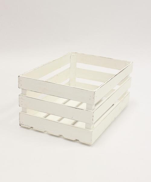 リサイクルウッドボックスL