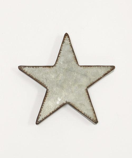 アンティークブリキオブジェ STAR
