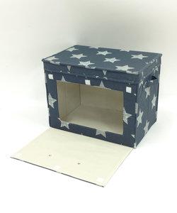 2オープン収納ボックス STAGY
