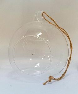 ガラスハンギングボール L