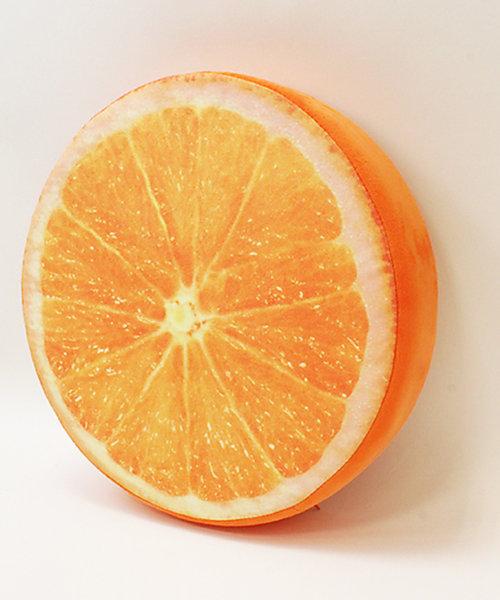 オレンジシートクッション