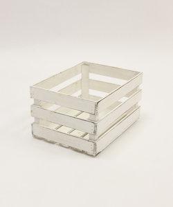リサイクルウッドボックス S-WH
