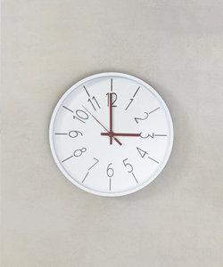 ウッドフレーム時計