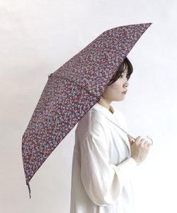 折りたたみ雨傘(お花柄)