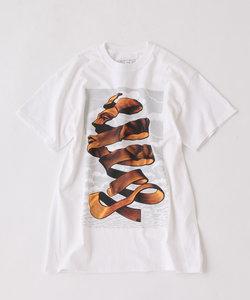 【ESCHER】プリントTシャツ