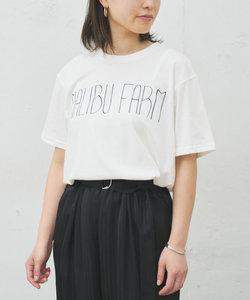 《ユニセックス》【MALIBU FARM】MALIBUプリントTシャツ